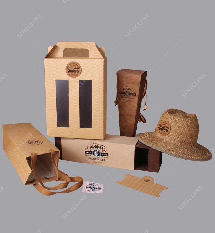 Panama Hat Packaging Solution