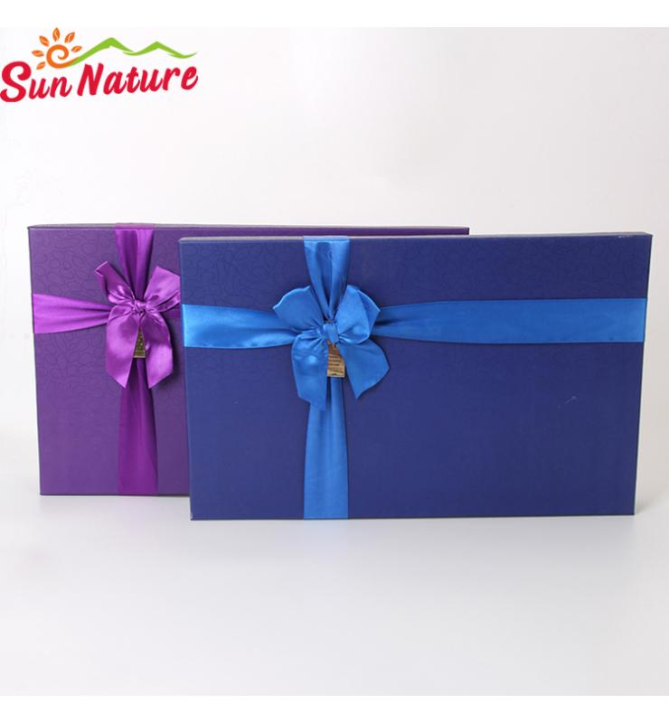 Candy Packaging Boxes with Bow Tie