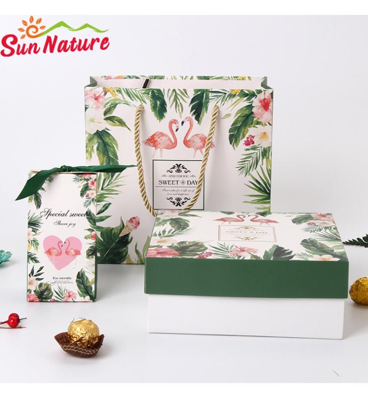 Wedding Favor Packaging Boxes and Bags