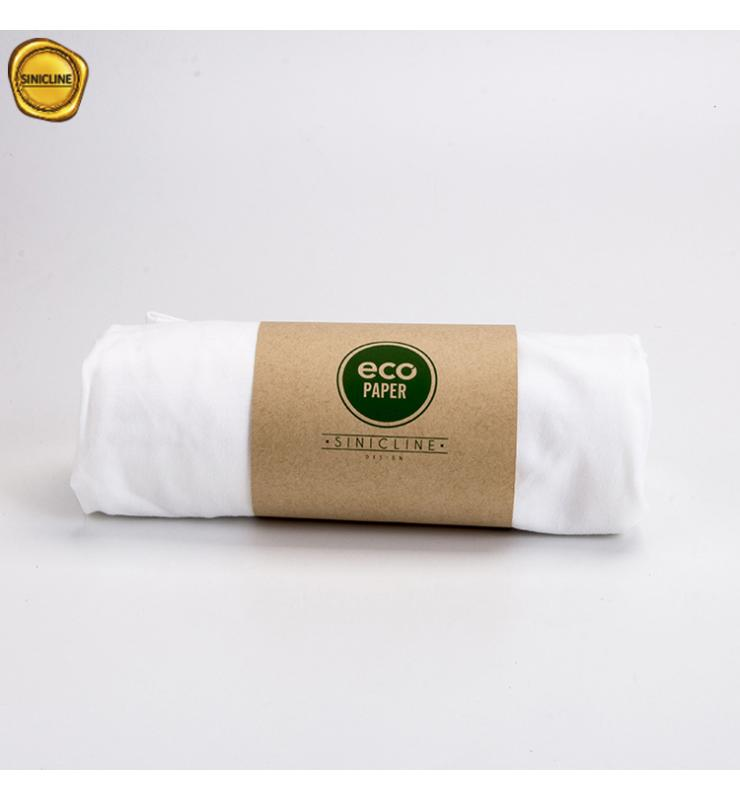 Jute Fiber Paper Packaging Sleeve