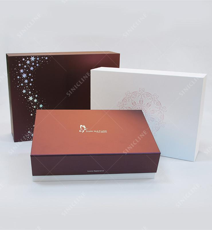 skin care product box
