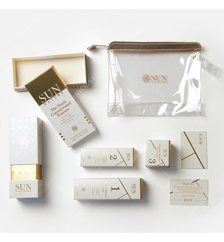 Sunnature Luxury Packaging For Makeup Products